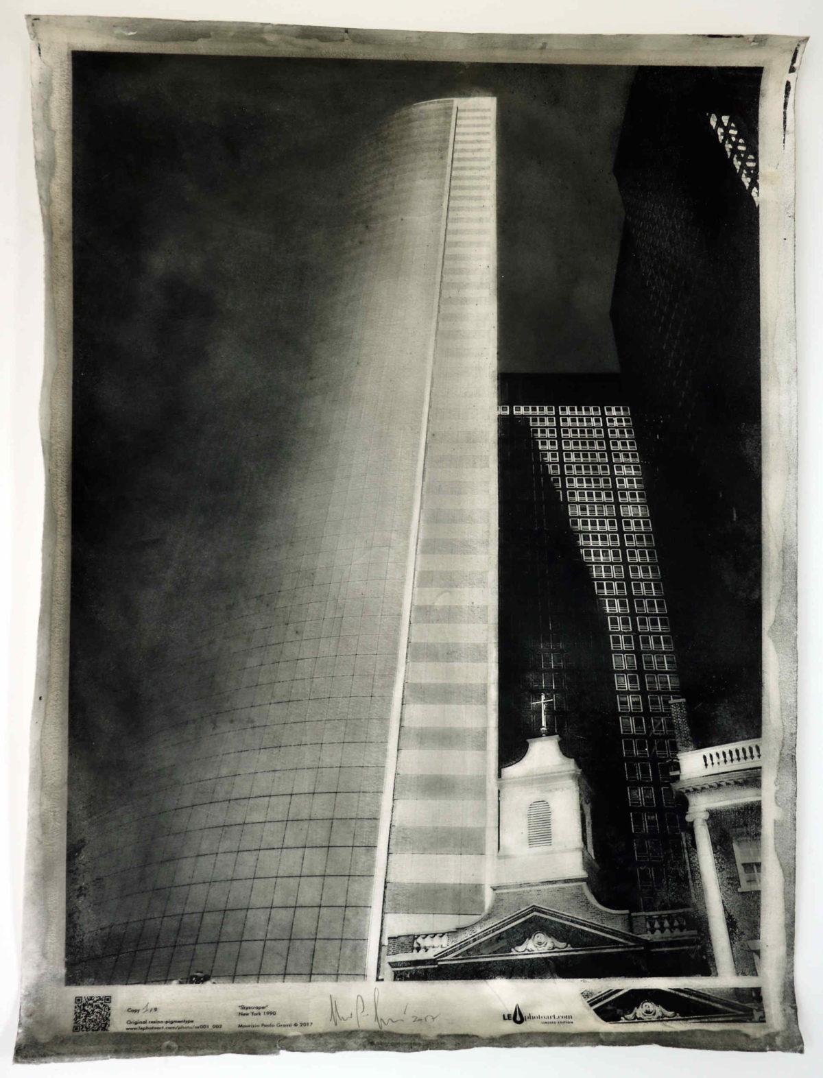 New York Photo Skyscraper