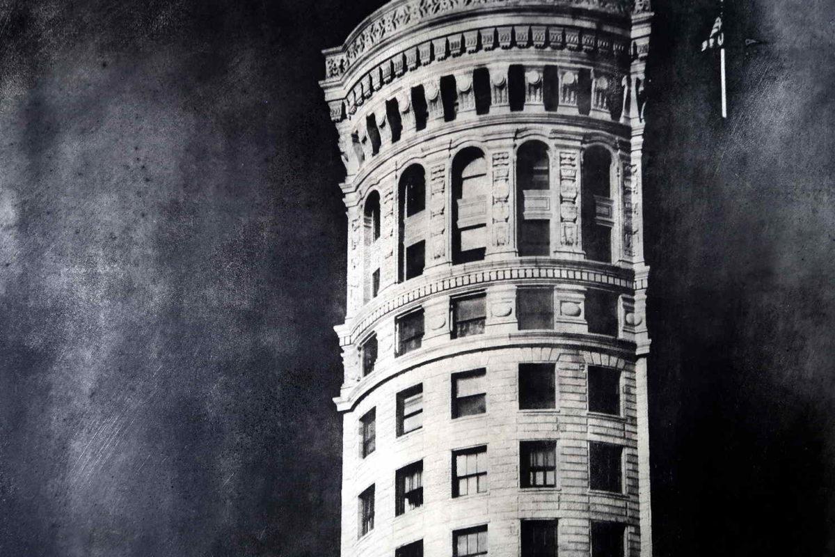 San Francisco art Photography. Hobart Building