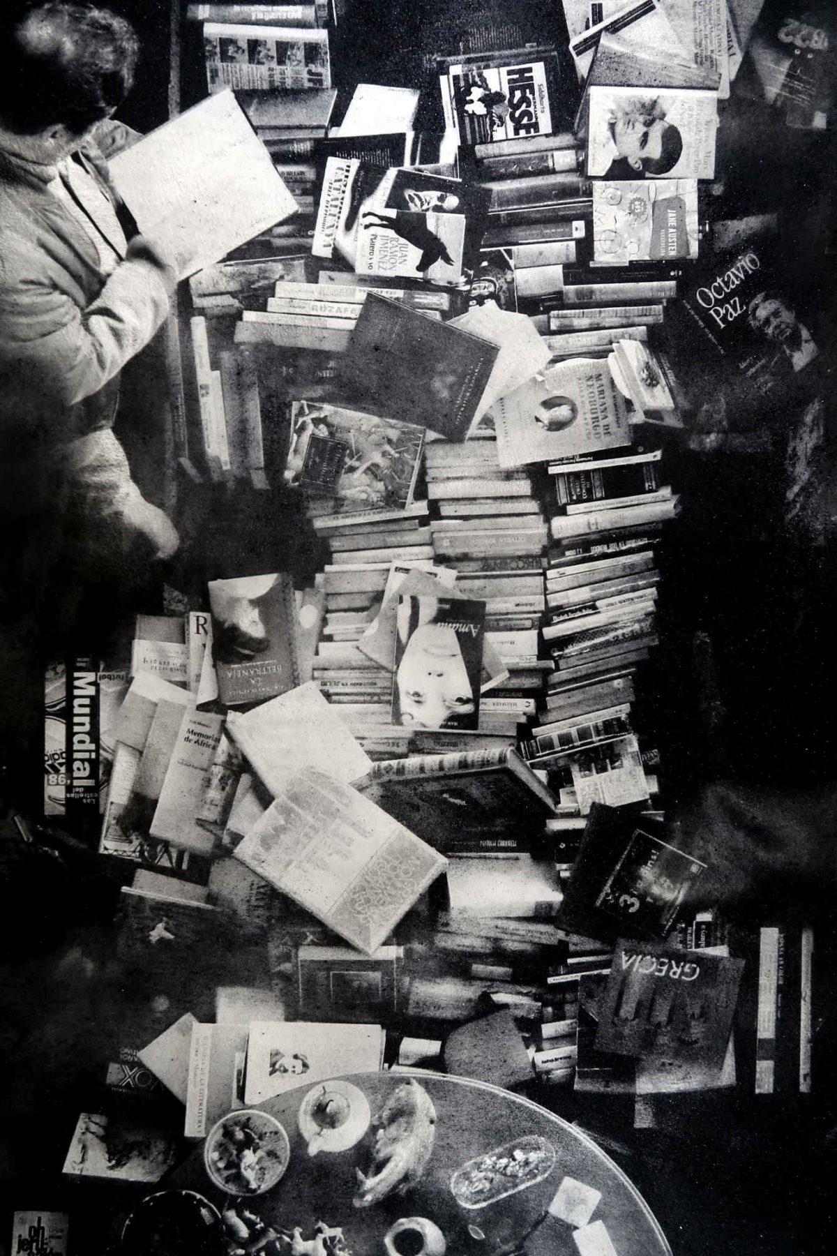 """Fine art photographer Maurizio Paolo Grassi. """"The reader"""""""