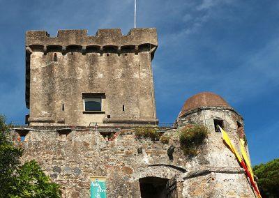 Foto d'autore. Mostra fotografica di Paolo Grassi nella torre del castello. Lerici San Terenzo