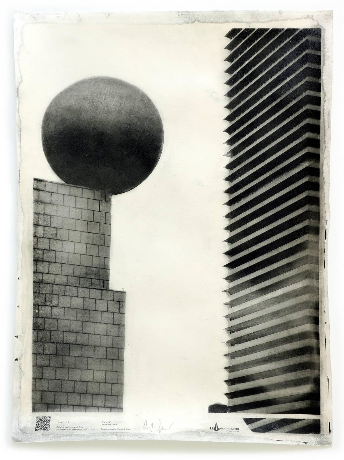 Photo art Barcelona. Resinotipia, fotografia d'arte di Paolo Grassi