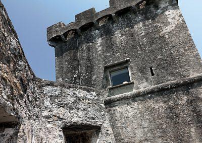 Torre del Castello di San Terenzo, Lerici. Sede mostra d'arte